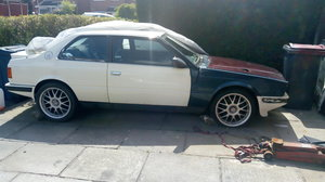 1989 Maserati  222E 2.8 V6 twin turbo for restoration