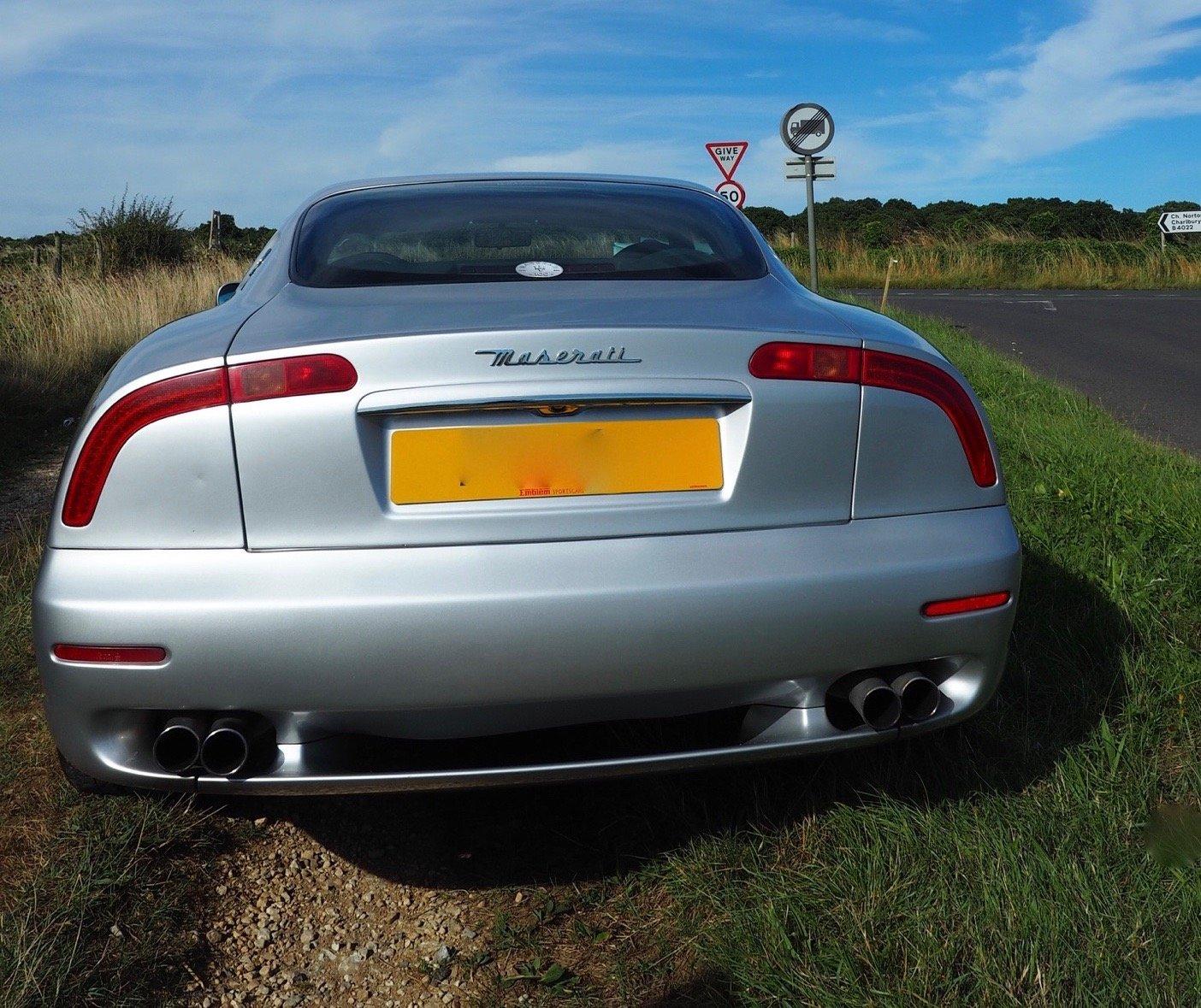2001 Maserati 3200 GTA SILVER GREY For Sale | Car And Classic
