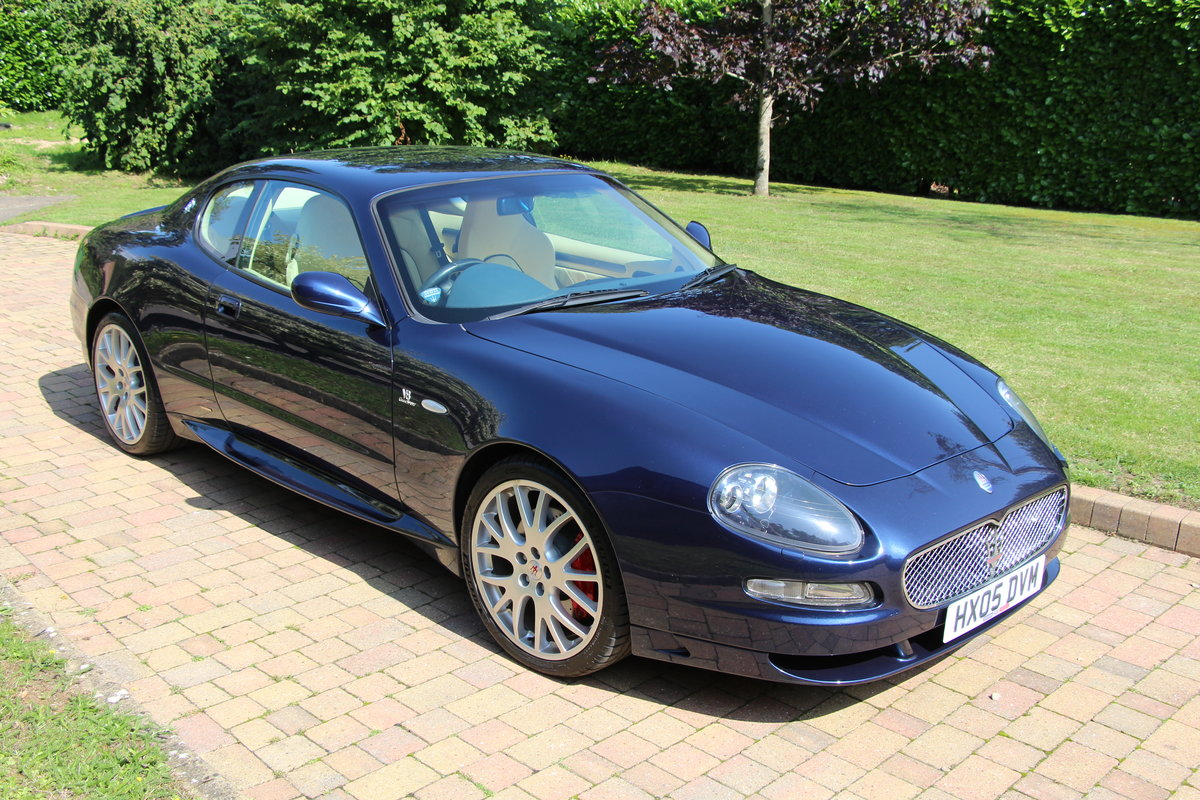 2005 Gransport V8 Cambiocorsa For Sale (picture 1 of 6)