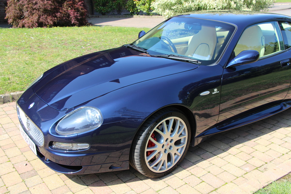 2005 Gransport V8 Cambiocorsa For Sale (picture 3 of 6)