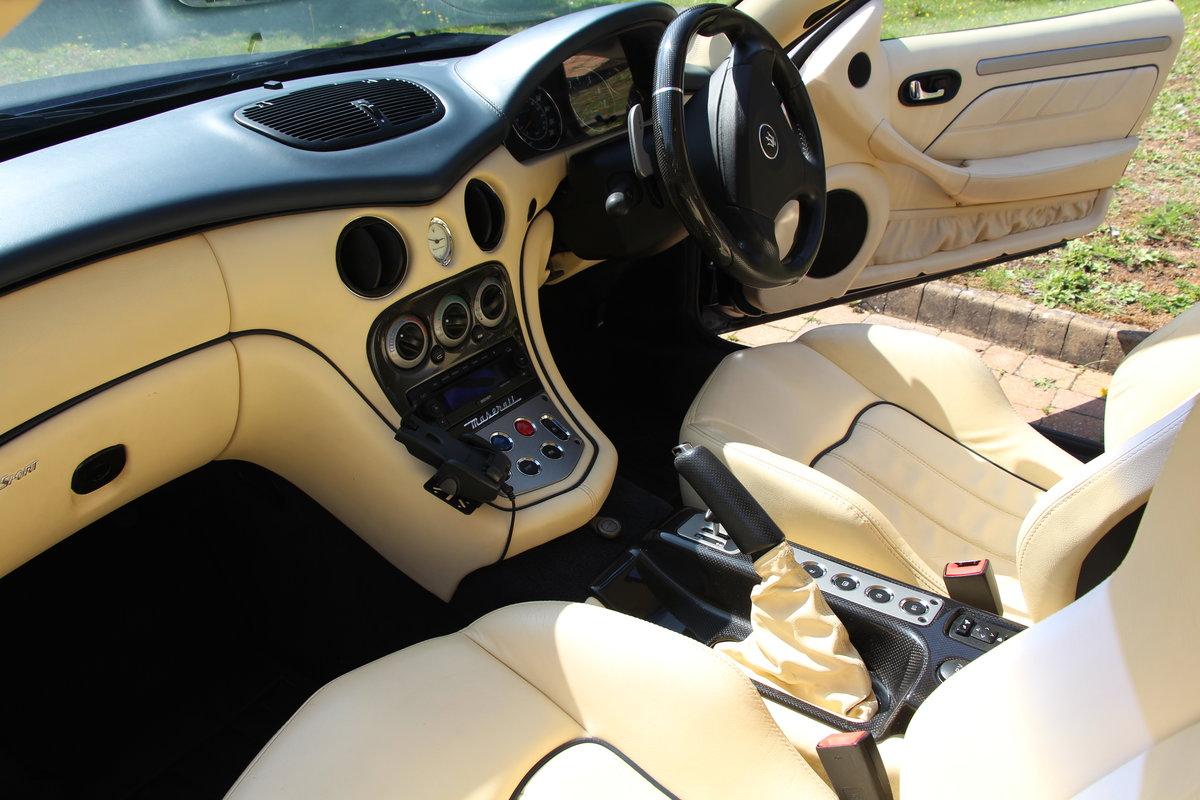 2005 Gransport V8 Cambiocorsa For Sale (picture 5 of 6)