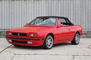 1994 Maserati Bi-Turbo Spider