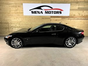 2008 MASERATI GRANTURISMO, 42K MILES, 2 PREVIOUS OWNERS, F.S.H For Sale