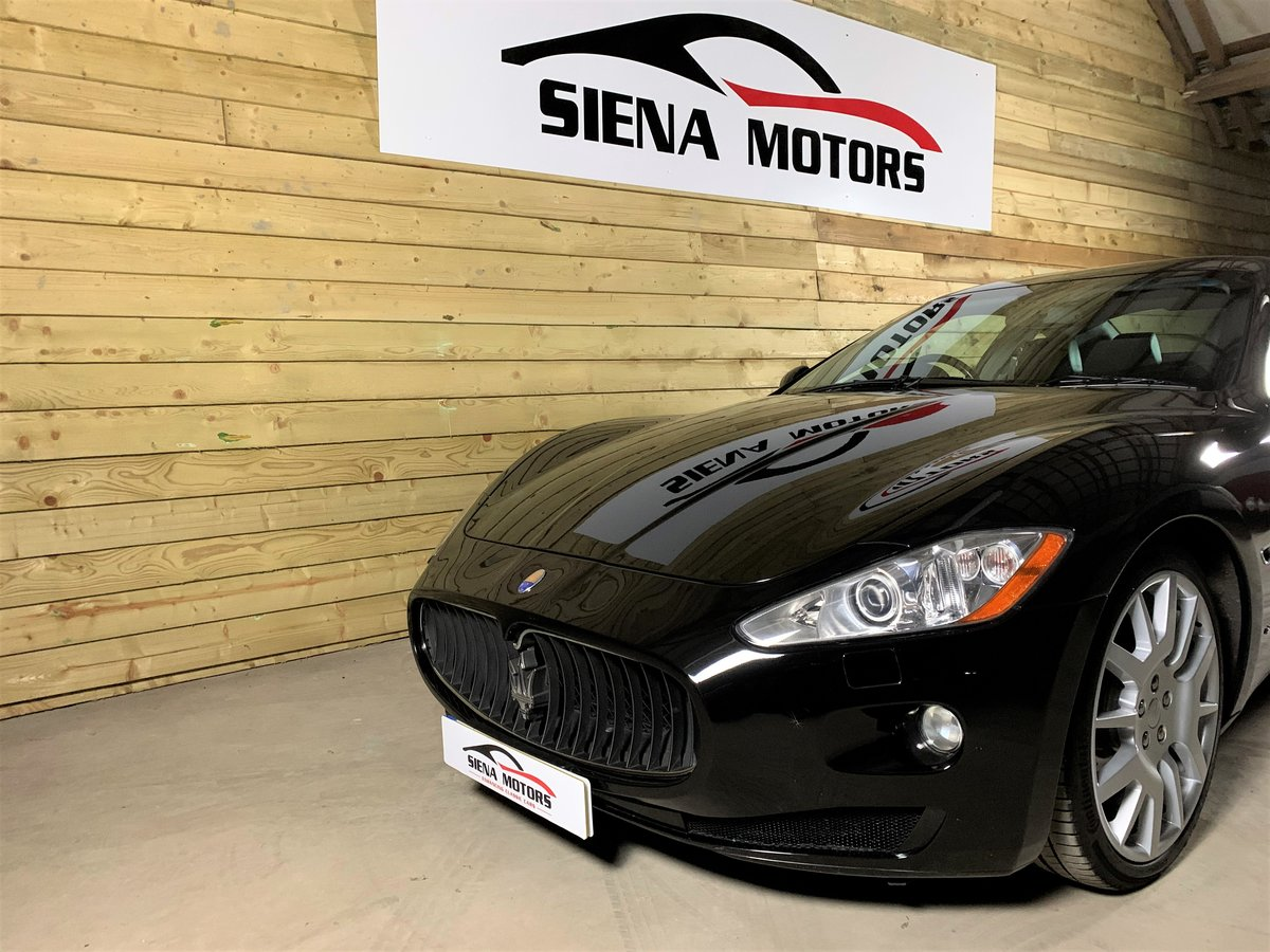 2008 MASERATI GRANTURISMO    NOW SOLD For Sale (picture 2 of 6)