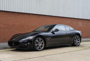 Maserati GranTurismo S (RHD)
