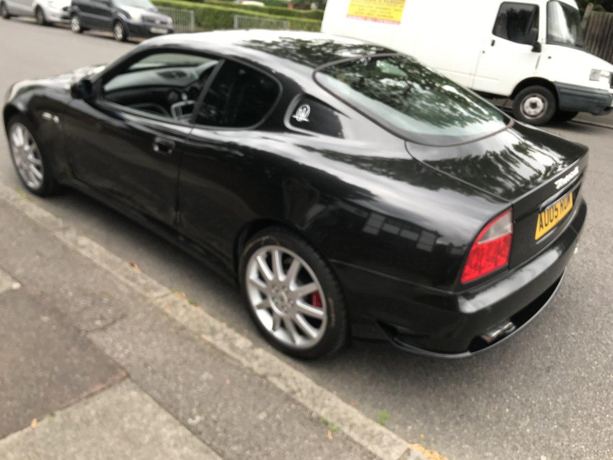 2005 Maserati Coupe 4.2 Auto Cambiocorsa ** STUNNING ** For Sale (picture 2 of 6)