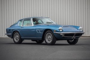 Lot No. 620 - 1964 Maserati Mistral Coupe - 1 of 23 RHD cars