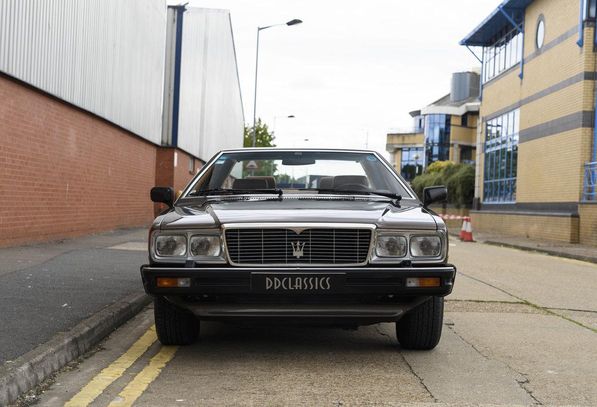 1982 Maserati Quattroporte III (LHD) For Sale (picture 7 of 24)