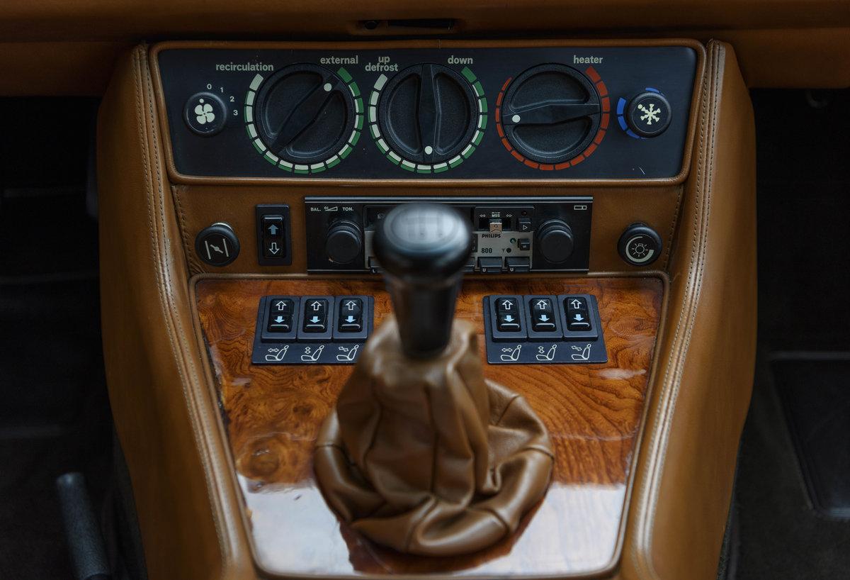 1982 Maserati Quattroporte III (LHD) For Sale (picture 18 of 24)