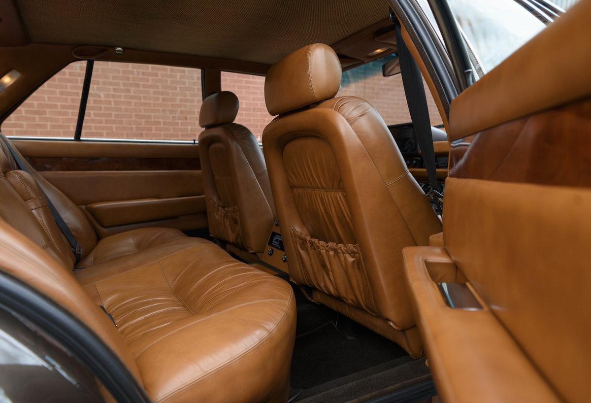1982 Maserati Quattroporte III (LHD) For Sale (picture 21 of 24)