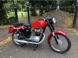 Picture of 1954 Maserati 160 T4 classic motorcycle  SOLD