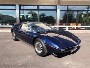 1972 Maserati Bora 4.7 European Car