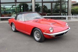 1965 Maserati Mistral 3.7 Spyder