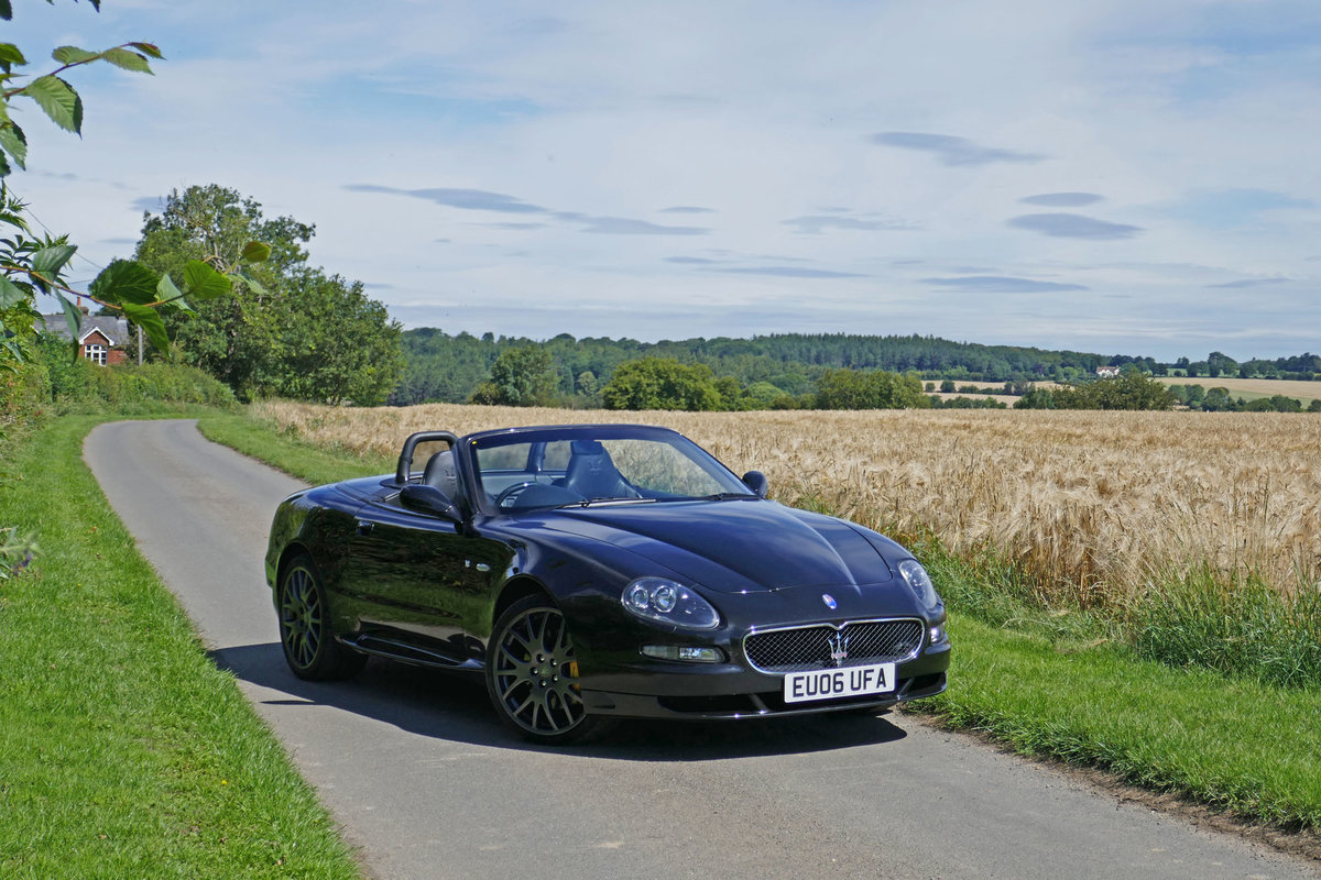 2006 Maserati GranSport Spyder For Sale   Car And Classic