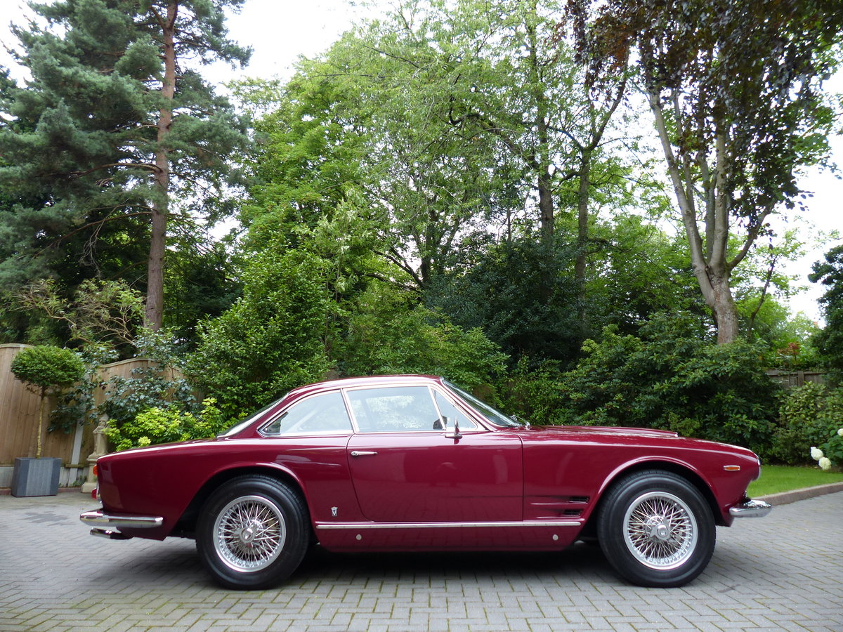 1964 Maserati 3500 Sebring Series1 RHD For Sale (picture 1 of 6)
