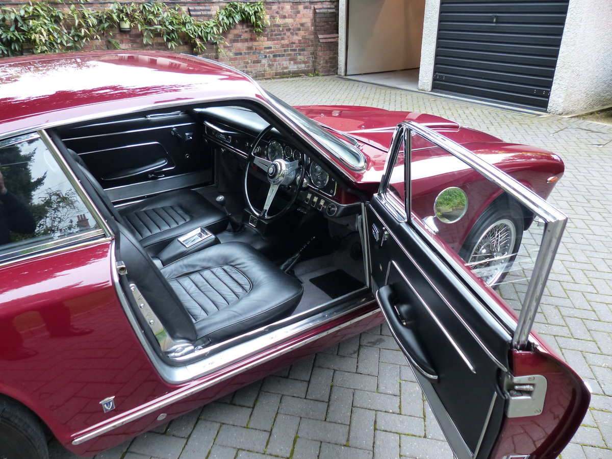 1964 Maserati 3500 Sebring Series1 RHD For Sale (picture 4 of 6)