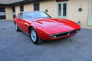 1970 MASERATI GHIBLI SS RHD (BEST AVAILABLE)  For Sale