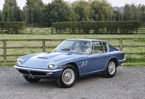Picture of 1964 Maserati Mistral Coupe 3700 For Sale