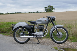 1954 Maserati 160 T4 Turismo Motorcycle / Motorbike