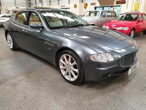 **OCTOBER ENTRY** 2004 Maserati Quattroporte AB4 S-A For Sale by Auction