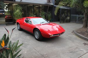 MASERATI MERAK COUPE 1974 For Sale