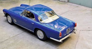 1962 Maserati 3500 gti rare colour restoration pro
