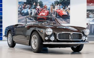 1963 Maserati 3500 GT Vignale Spyder For Sale