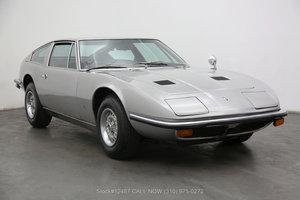 1971 Maserati Indy 4.9