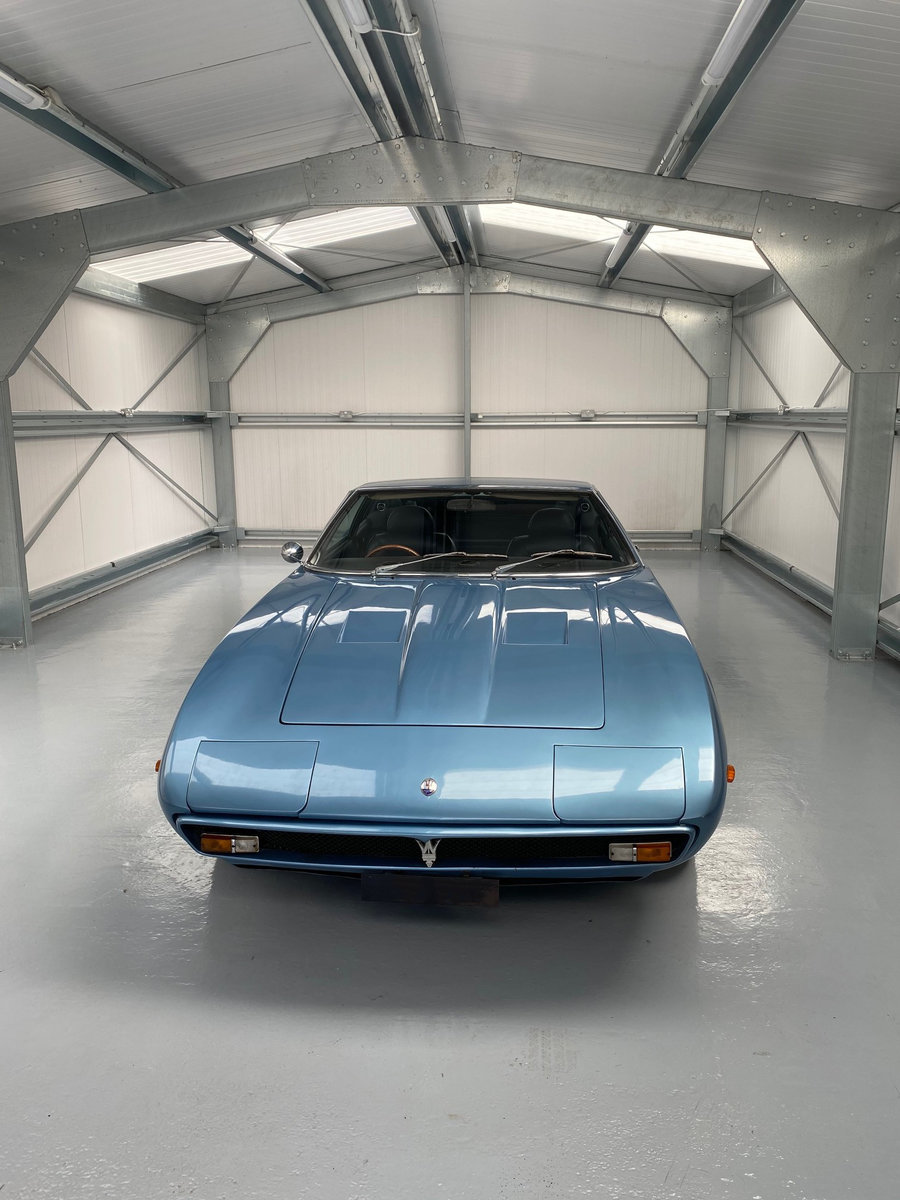 1972 Maserati Ghibli 4.7 For Sale (picture 1 of 6)