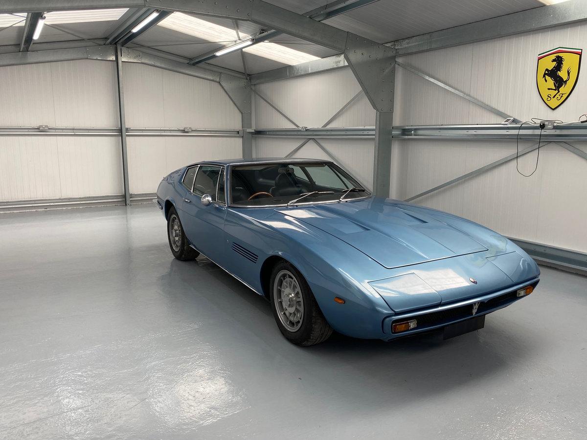 1972 Maserati Ghibli 4.7 For Sale (picture 2 of 6)