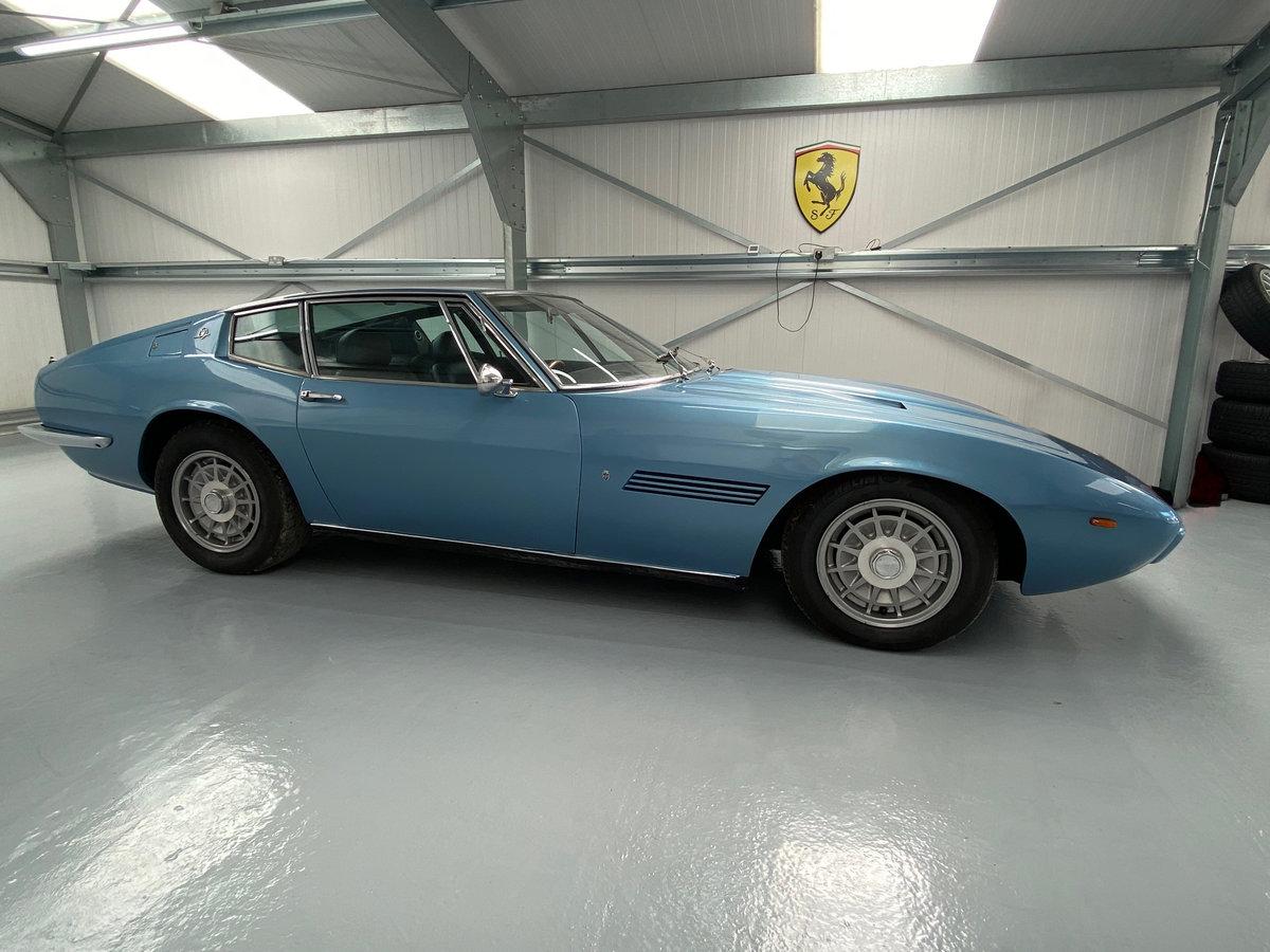 1972 Maserati Ghibli 4.7 For Sale (picture 3 of 6)