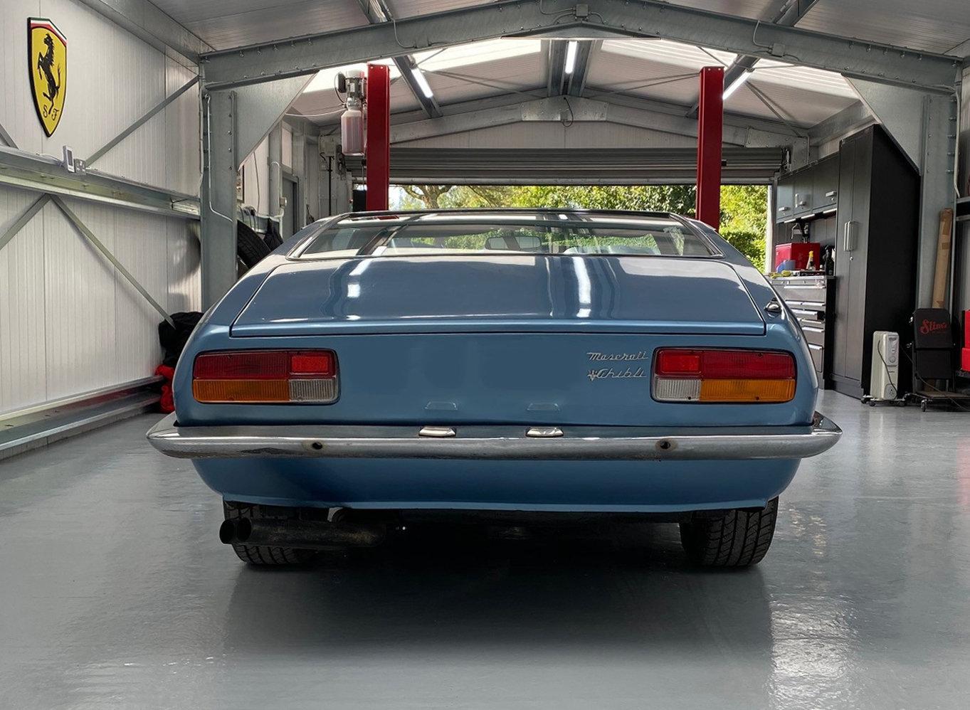 1972 Maserati Ghibli 4.7 For Sale (picture 4 of 6)