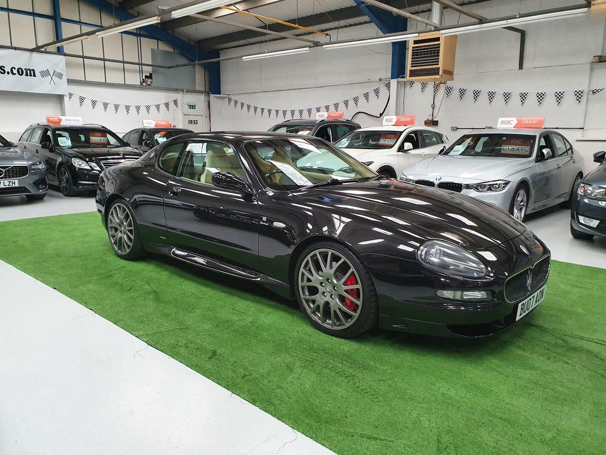 2007 Rare Collectable Maserati 4200 Sports Grand Coupe For Sale (picture 1 of 6)