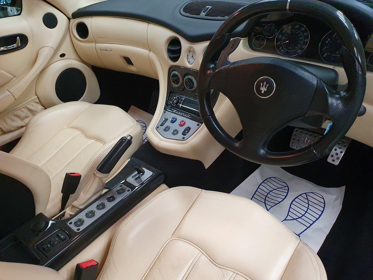 2007 Rare Collectable Maserati 4200 Sports Grand Coupe For Sale (picture 3 of 6)