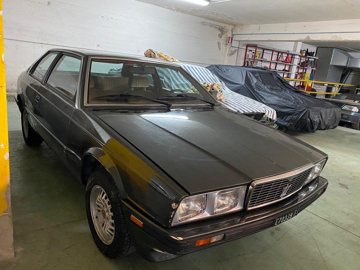 1985 Maserati Biturbo For Sale   Car And Classic
