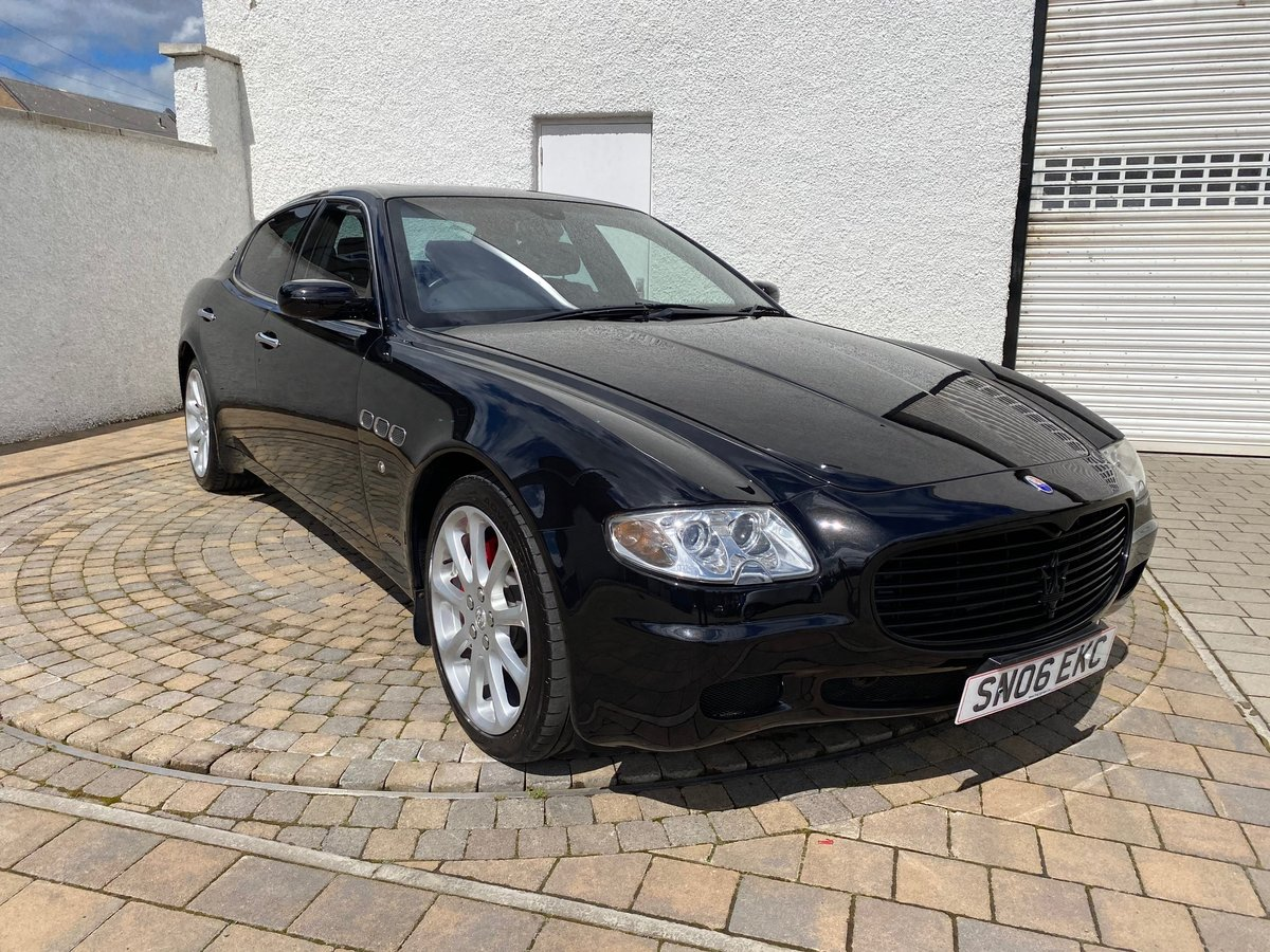 2006 2 Owner example, just serviced at Maserati Glasgow For Sale (picture 1 of 5)