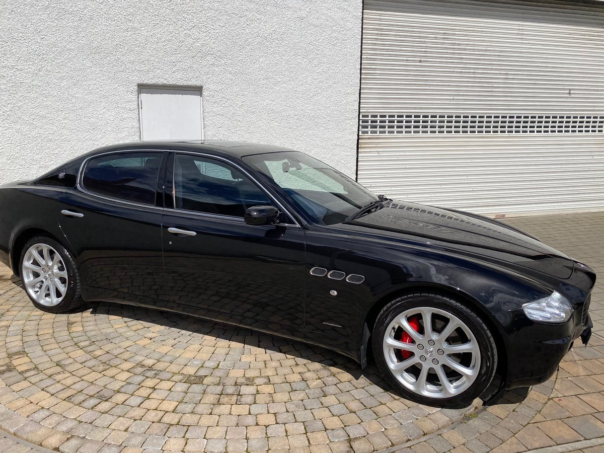 2006 2 Owner example, just serviced at Maserati Glasgow For Sale (picture 4 of 5)