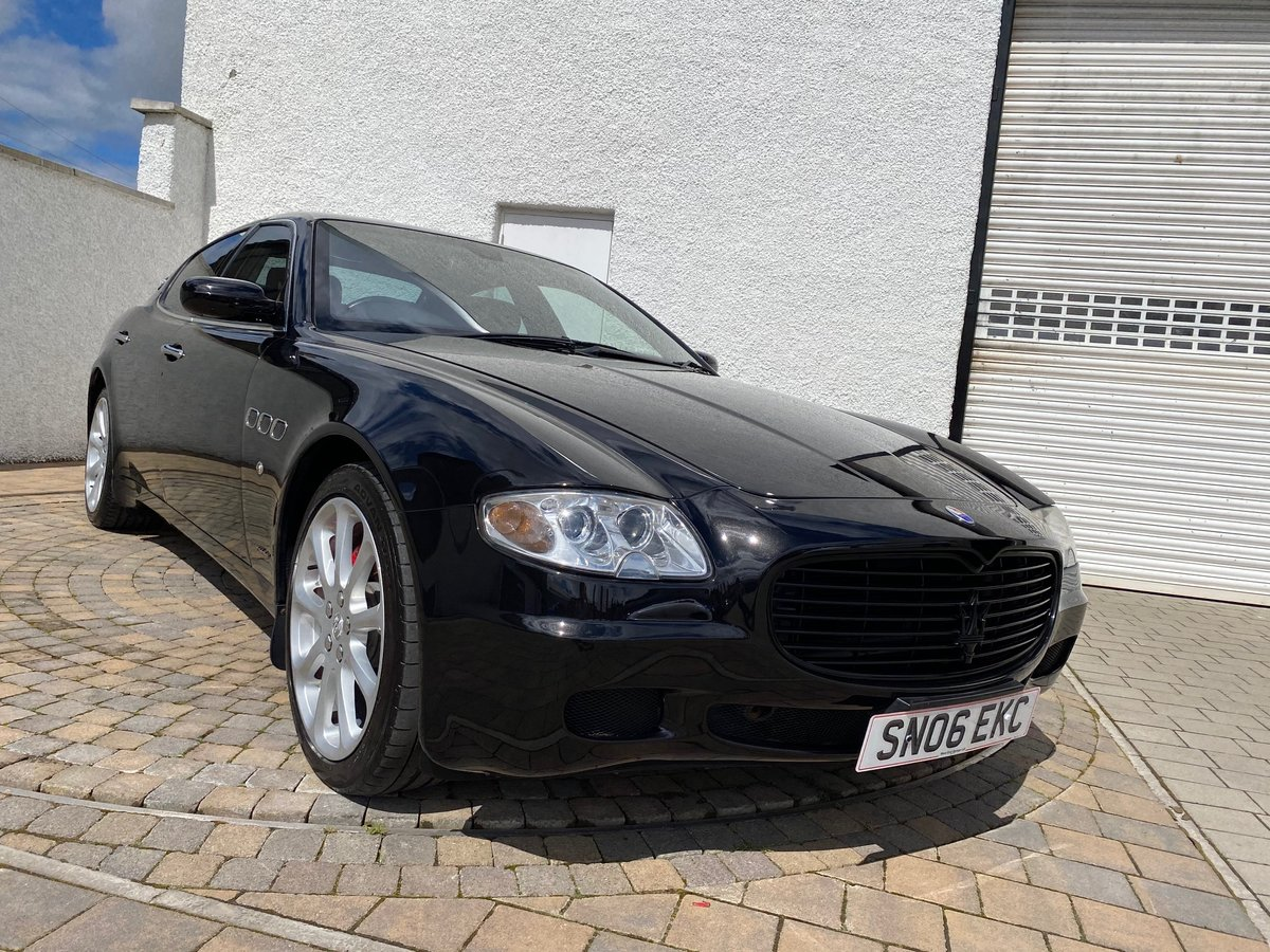 2006 2 Owner example, just serviced at Maserati Glasgow For Sale (picture 5 of 5)