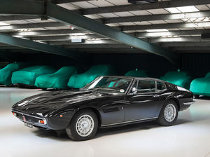 Picture of 1972 MASERATI GHIBLI SS 4.9-LITRE COUPÉ