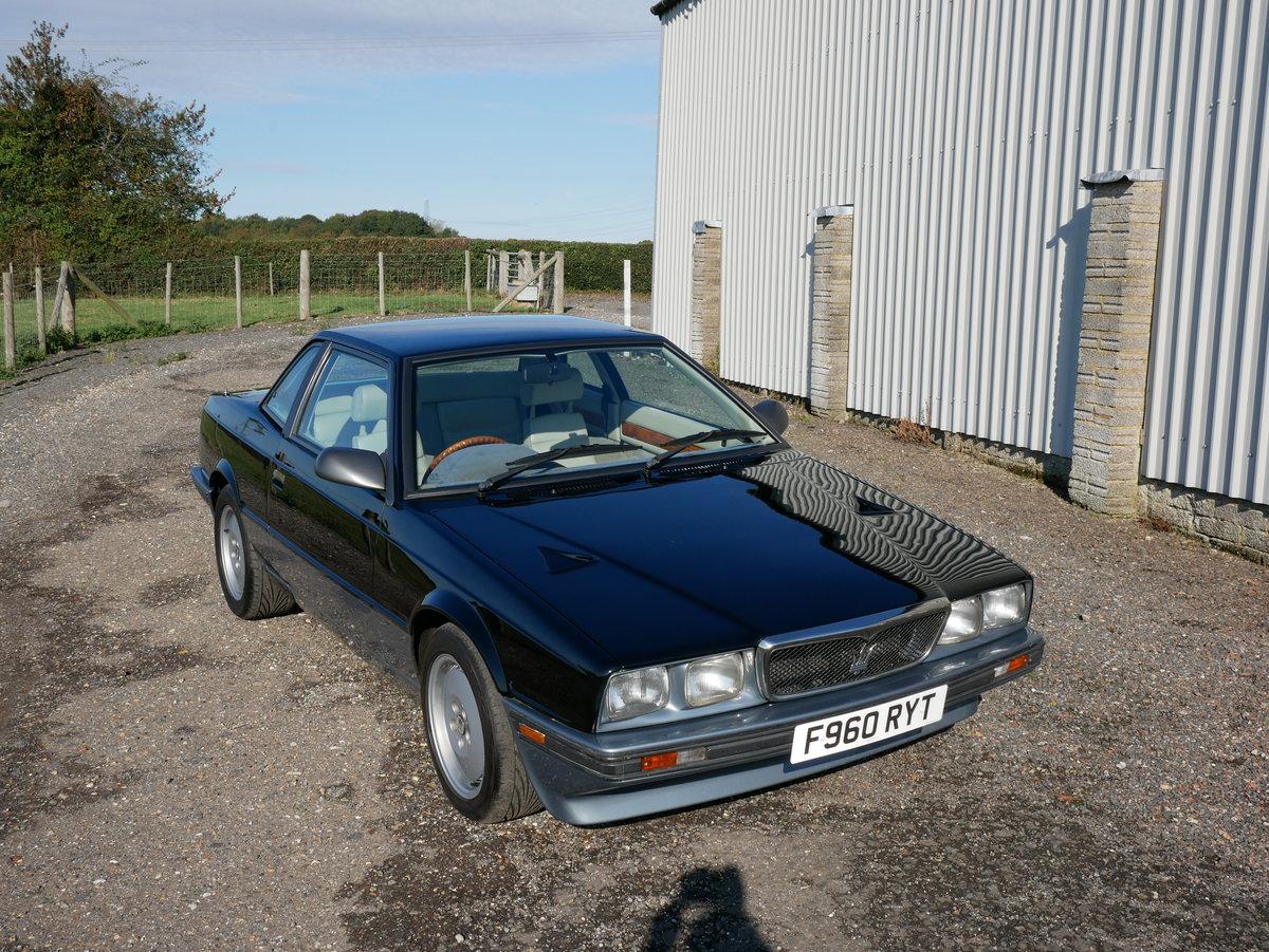 1989 Maserati Karif For Sale | Car and Classic