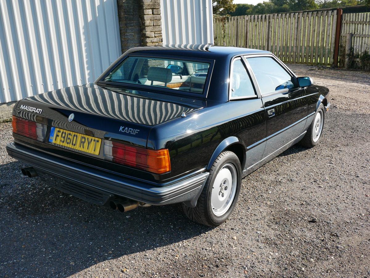 1989 Maserati Karif For Sale   Car and Classic