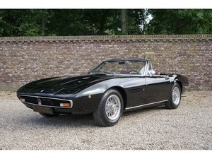 Picture of 1968 Maserati Ghibli 4.7 ´Campana´  For Sale