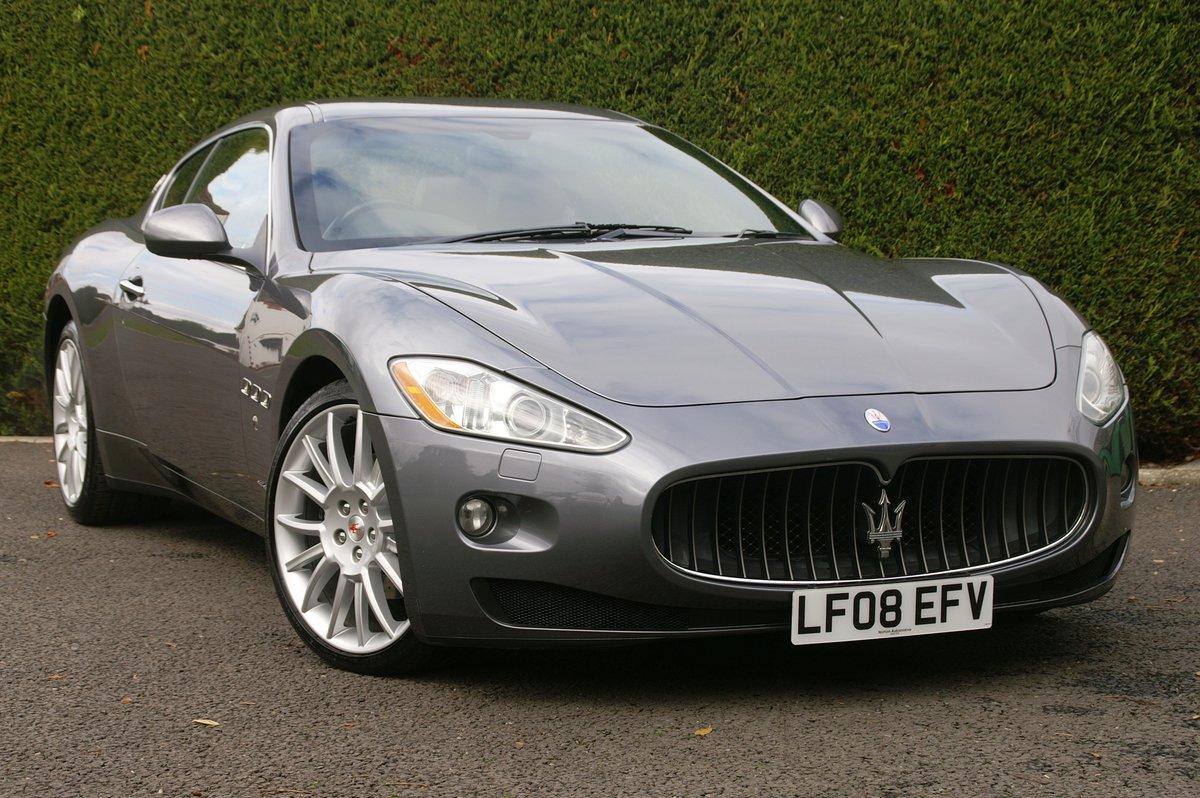 2008 Maserati Granturismo 4.2 V8 Auto For Sale (picture 1 of 6)