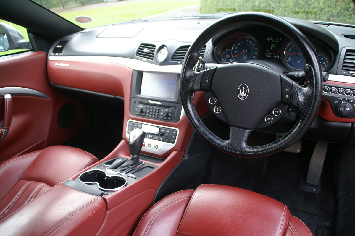 2008 Maserati Granturismo 4.2 V8 Auto For Sale (picture 2 of 6)