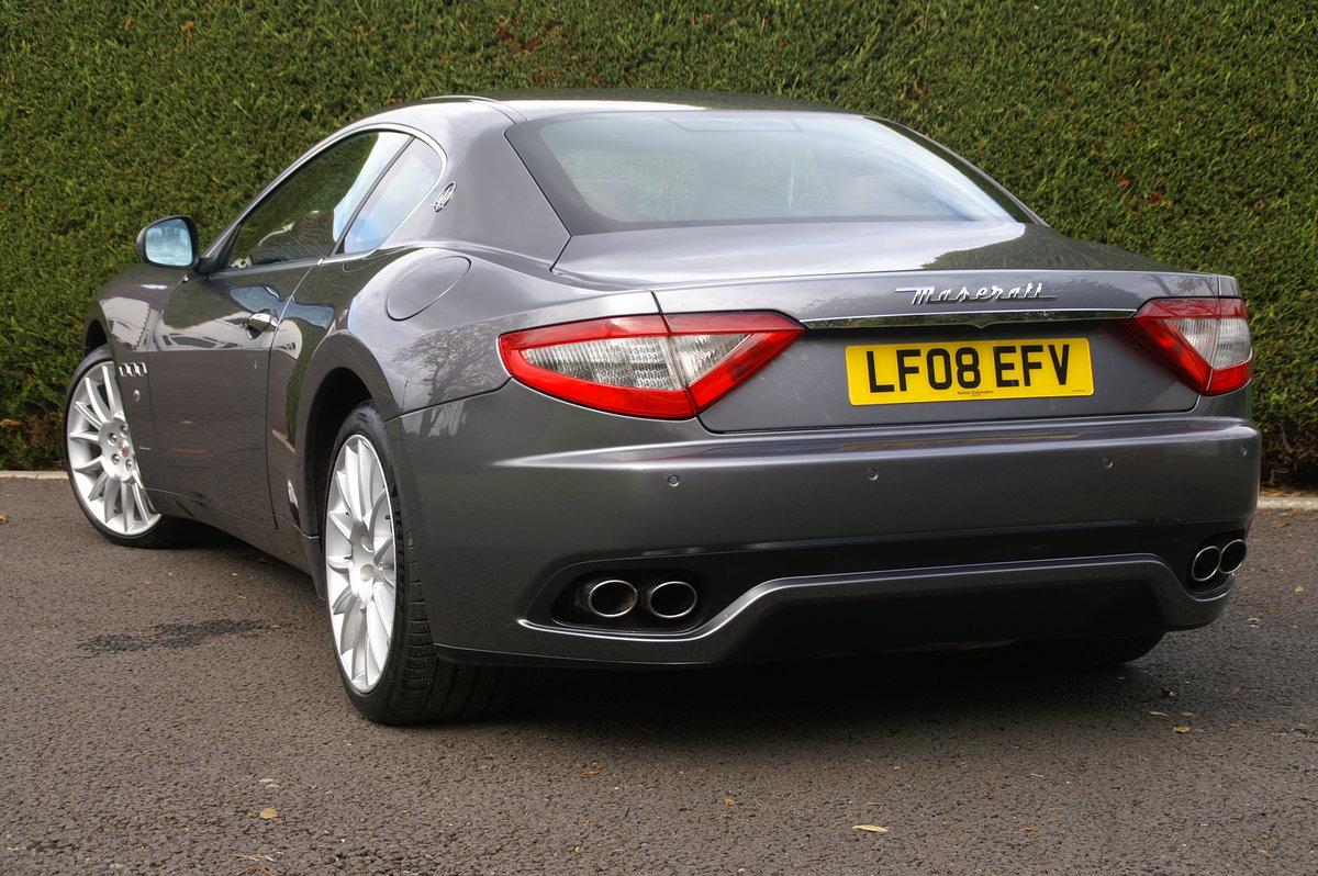 2008 Maserati Granturismo 4.2 V8 Auto For Sale (picture 6 of 6)