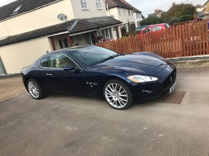 Beloved Maserati Granturismo S V8 4.7