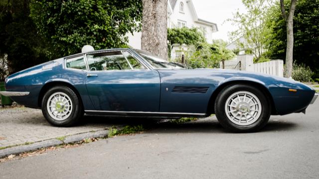 1969 Maserati Ghibli AM115 For Sale (picture 1 of 6)