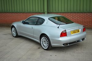 Picture of 2002 Maserati 4200 Cambiocorsa Coupe For Sale by Auction