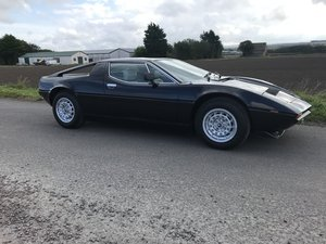 Picture of Maserati Merak SS RHD (1982) – low mileage supercar For Sale