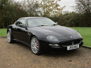 Picture of 2002 Maserati 4200 GT Coupe manual at ACA 7th November